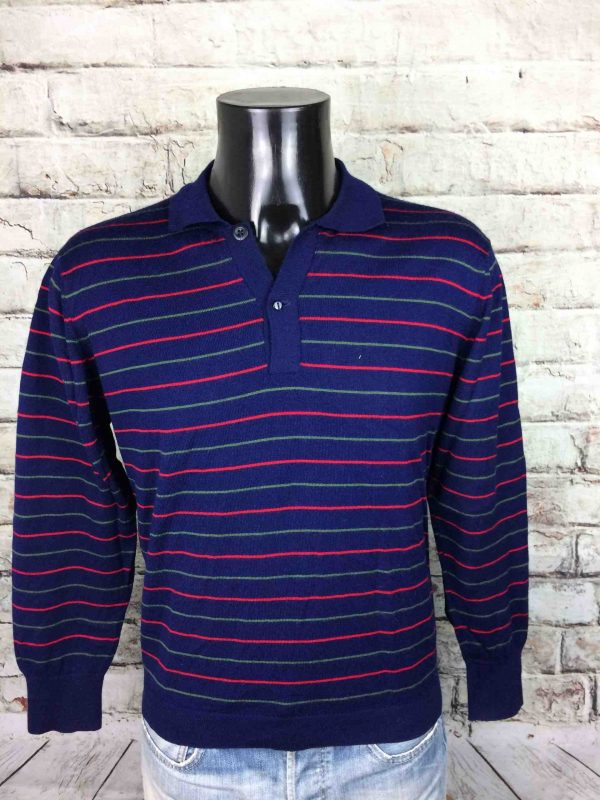 IMG 9601 scaled - DERVA Polo True Vintage 70s Made in France