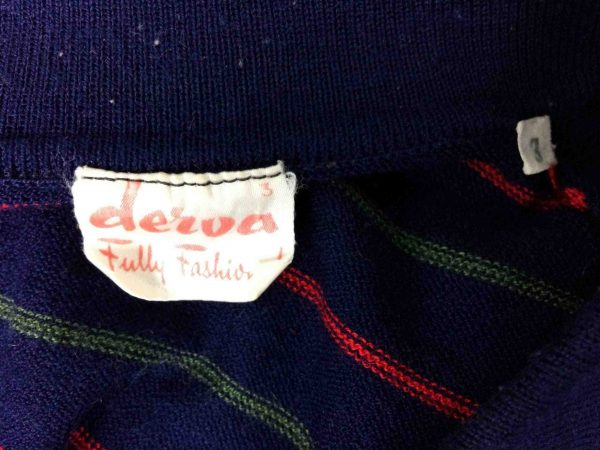 IMG 9605 scaled e1582137637535 - DERVA Polo True Vintage 70s Made in France