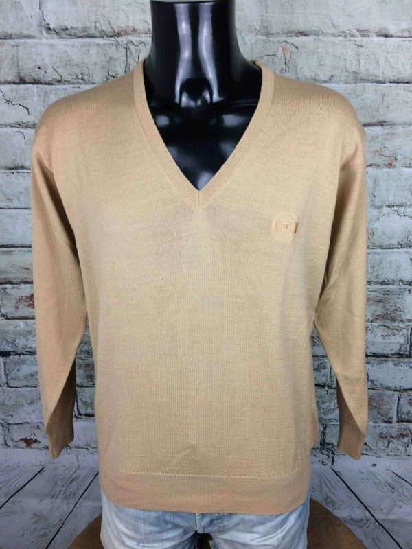 IMG 9606 scaled - TED LAPIDUS Pullover France Vintage 90s Wool