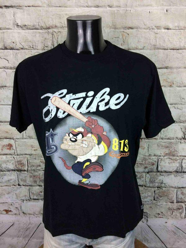IMG 9678 scaled - TAZ T-Shirt Strike Cyclones 813 Looney Tunes