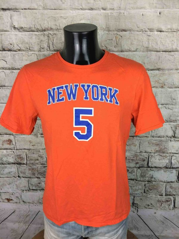 NEW YORK KNICKS T Shirt NBA Hardaway USA - Gabba Vintage