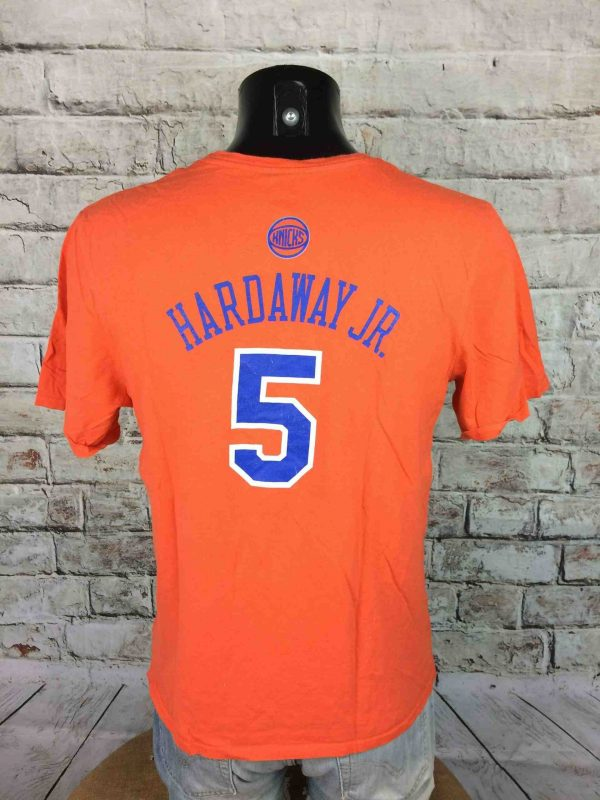 IMG 9696 scaled - NEW YORK KNICKS T-Shirt NBA Hardaway USA