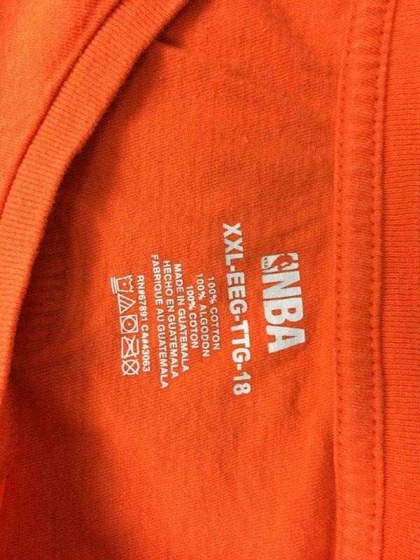 IMG 9697 scaled - NEW YORK KNICKS T-Shirt NBA Hardaway USA