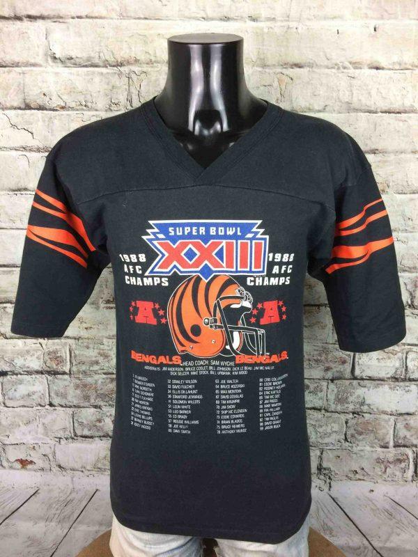 CINCINNATI BENGALS T-Shirt Super Bowl 1988