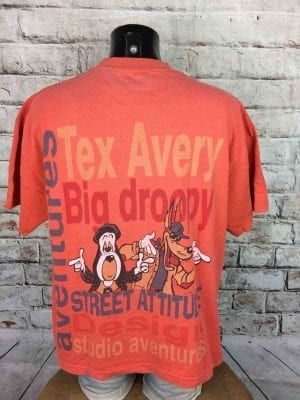 BIG DROOPY T-Shirt Tex Avery Vintage 1996 - Gabba Vintage