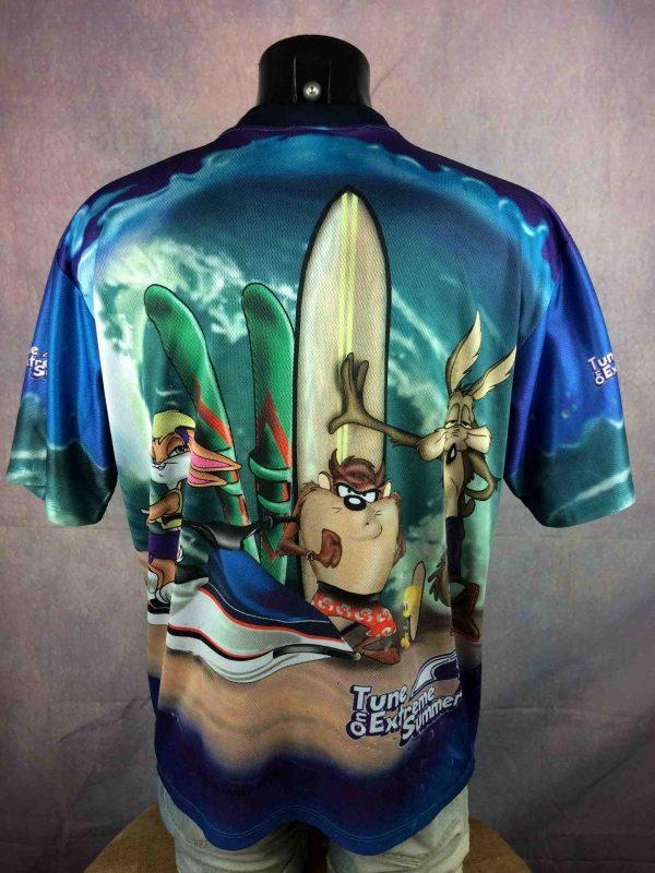 IMG 0187 scaled - TAZ T-Shirt Tune Extreme Summer Vintage 1999