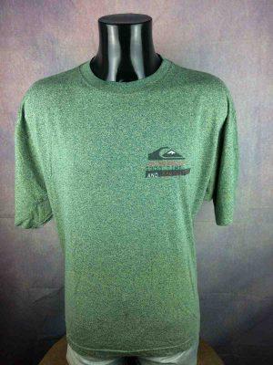 QUIKSILVER T Shirt Slater World Champion True Vintage 90s Good Time Domination