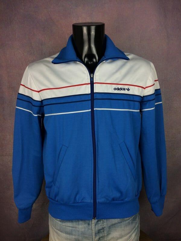 IMG 0324 scaled - Adidas Jacket Veste Select France Ventex 80s