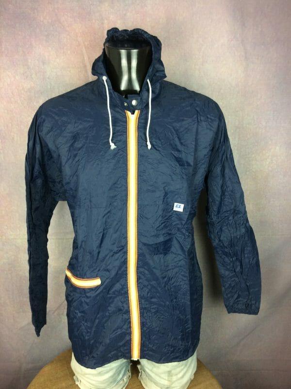 IMG 0348 scaled - GUY XSAR Rain Jacket True Vintage 90s