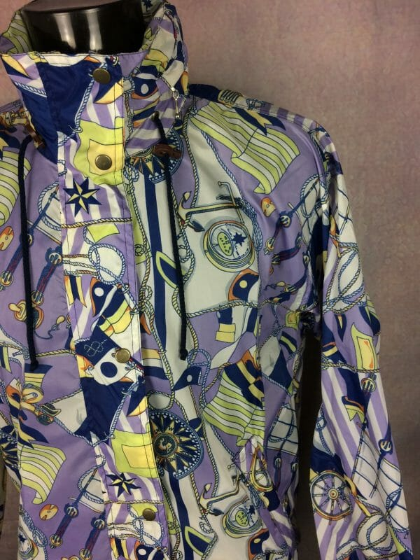 IMG 0356 scaled - DAMART Rain Jacket True Vintage 90s Design