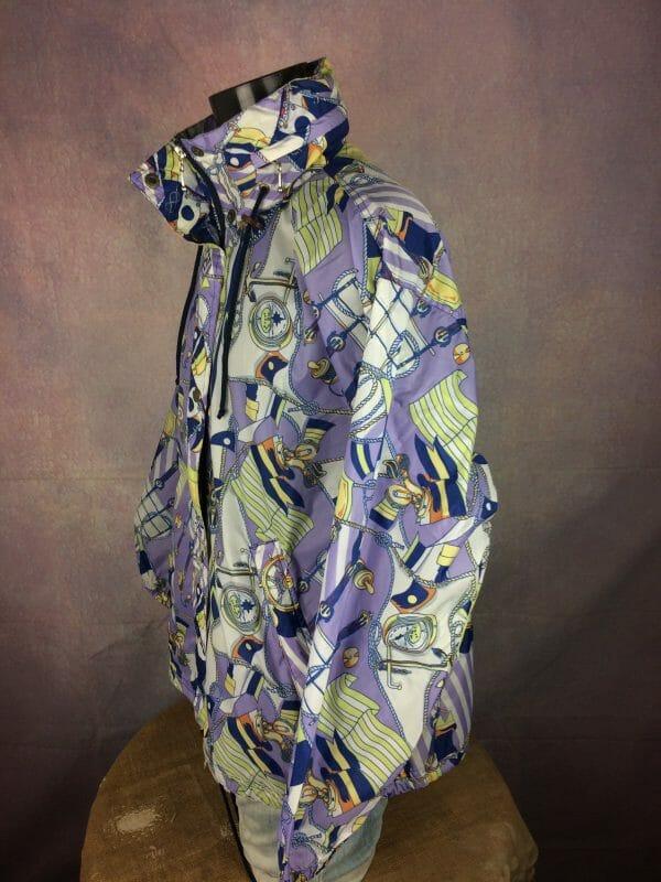 IMG 0357 scaled - DAMART Rain Jacket True Vintage 90s Design