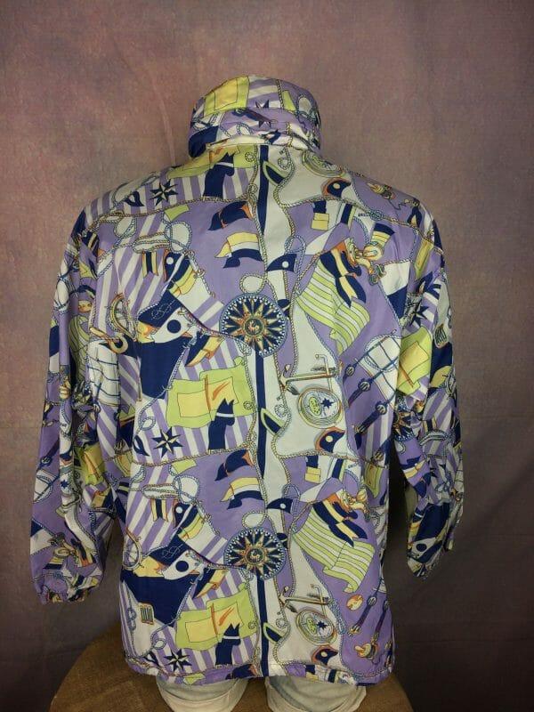IMG 0358 scaled - DAMART Rain Jacket True Vintage 90s Design