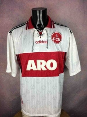 IMG 0383 compressed scaled - NURNBERG Jersey Maillot 1998 1998 Adidas FCN