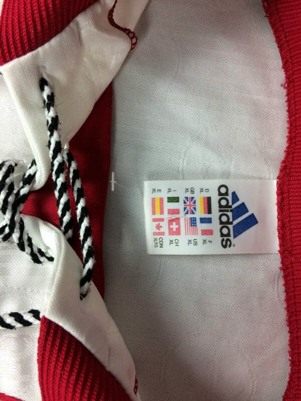 IMG 0387 compressed scaled - NURNBERG Jersey Maillot 1998 1998 Adidas FCN