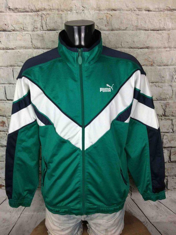 Gabba Vintage PUMA Jacket Veste Vintage 90s