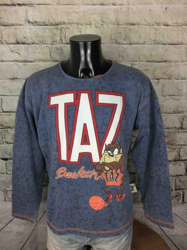 IMG 0831 compressed scaled - TAZ SweatShirt The Gang Vintage 1994 Warner