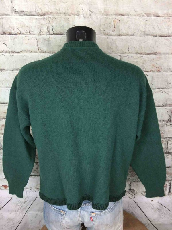 IMG 0841 compressed scaled - BENETTON Pullover Vintage 90s Made in Italy