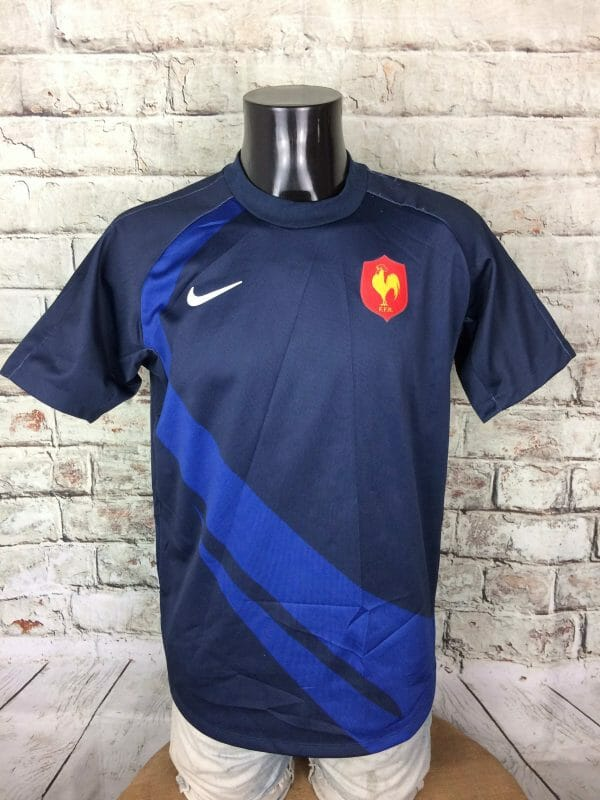 France Jersey Maillot Nike Rugby 2007 2008