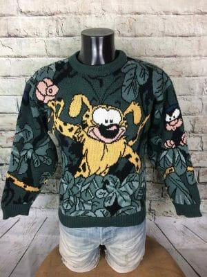 MARSUPILAMI Pullover Vintage 1993 Disney TV - Gabba Vintage