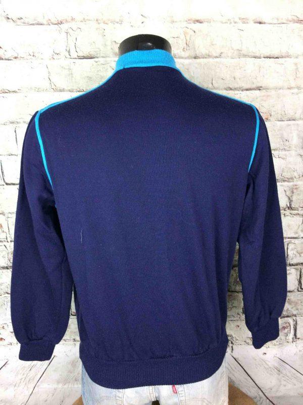 IMG 0994 compressed scaled - ADIDAS Sweatshirt France Vintage 80s Ventex