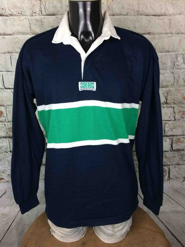IMG 1062 compressed scaled - CONNOLLY Polo Jersey Vintage 90s Ireland