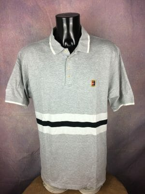 NIKE Polo Court Vintage 90s Made in Thailand - Gabba Vintage