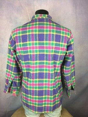 Sporalpe Surchemise Overshirt Vintage 90s
