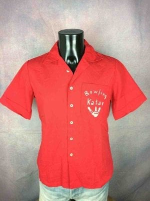 STANLEY CUP FINALS Chemise Shirt Vintage 70s