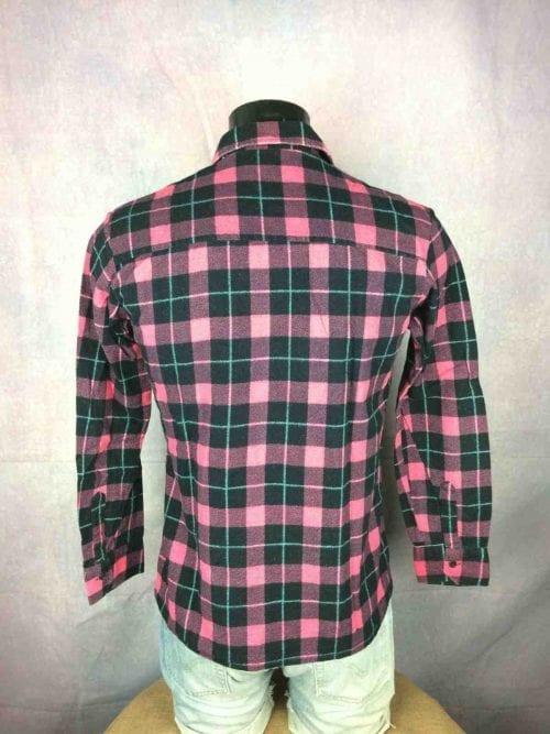 Vintage 90s Shirt Chemise Overshirt Grunge