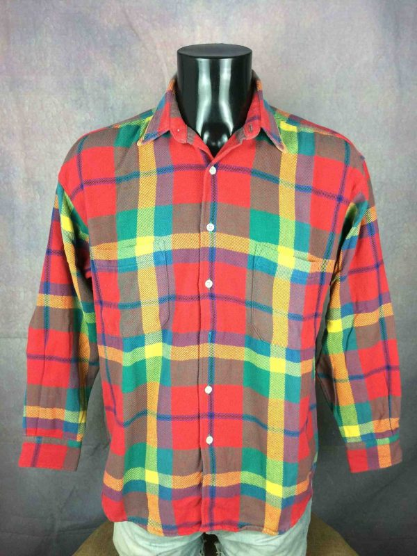 IMG 1353 compressed scaled - Deep Valley SurChemise Overshirt Vintage 90s