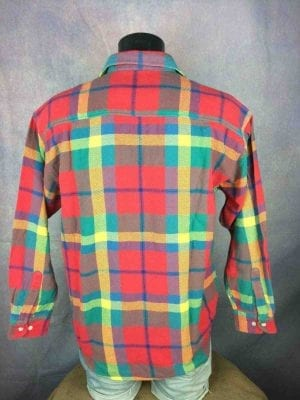 Deep Valley SurChemise Overshirt Vintage 90s