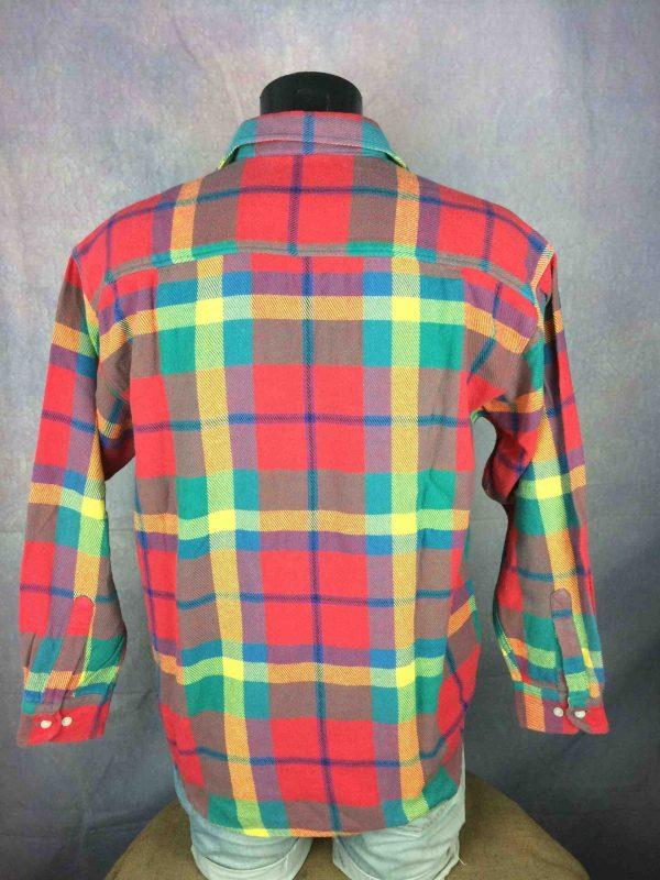 Deep Valley SurChemise Overshirt Vintage 90s