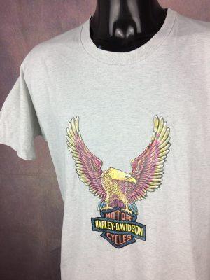 Harley Davidson T Shirt HD True Vintage 90s