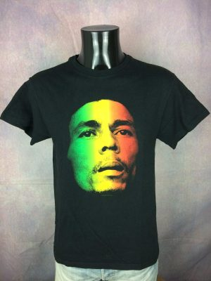 BOB MARLEY T-Shirt Redemption Song 2005