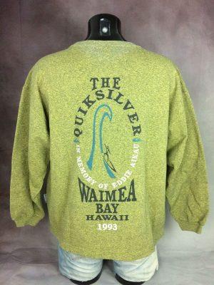 QUIKSILVER Sweatshirt In Memory Of Eddie Aikau Waimea