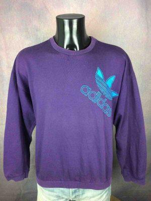 ADIDAS-Sweatshirt-France-Vintage-80s-Ventex-Gabba-Vintage