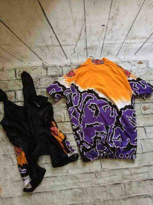 AXO SPORT Maillot Cuissard 1994 Vintage Fet - Gabba Vintage