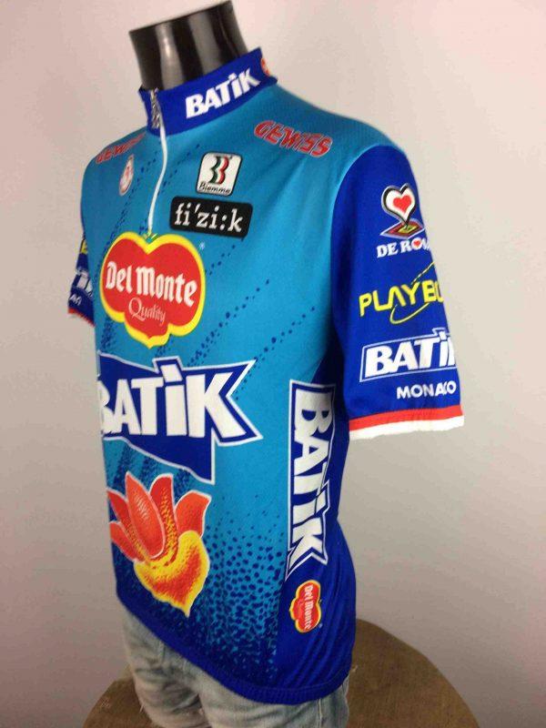 BATIK Team Maillot Del Monte Vintage 1997 Gabba Vintage 2 scaled - BATIK Maillot Del Monte Vintage 1997 Biemme