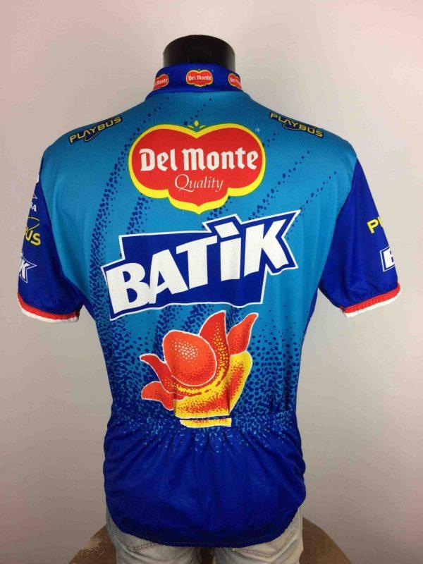BATIK Team Maillot Del Monte Vintage 1997 Gabba Vintage 3 scaled - BATIK Maillot Del Monte Vintage 1997 Biemme