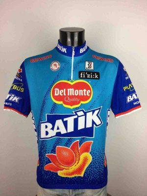 BATIK Team Maillot Del Monte Vintage 1997 - Gabba Vintage