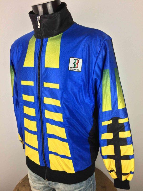 BIEMME Veste Hiver Vintage 90s Design Gabba Vintage 2 resultat - BIEMME Veste Hiver Vintage 90s Polaire Design