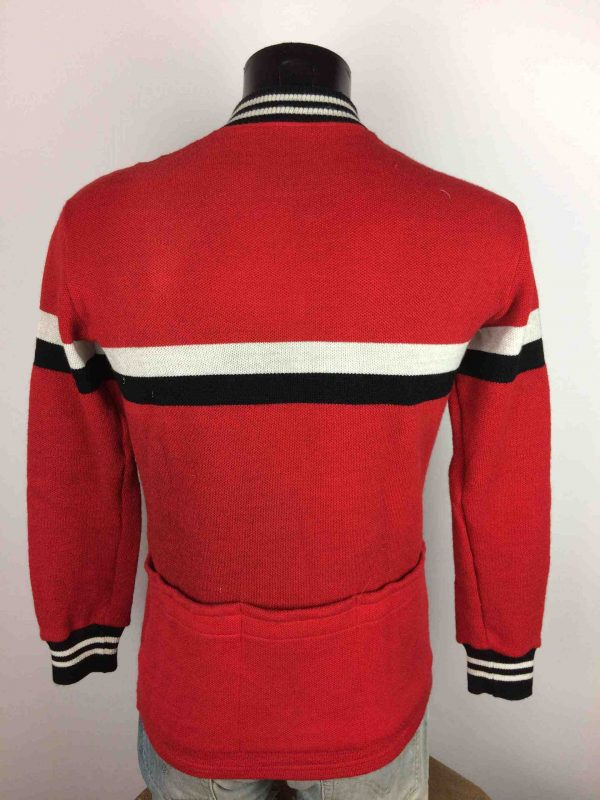 BURDIGALA Maillot Hiver Made in France 70s Gabba Vintage 3 scaled - BURDIGALA Maillot Hiver France Vintage 70s