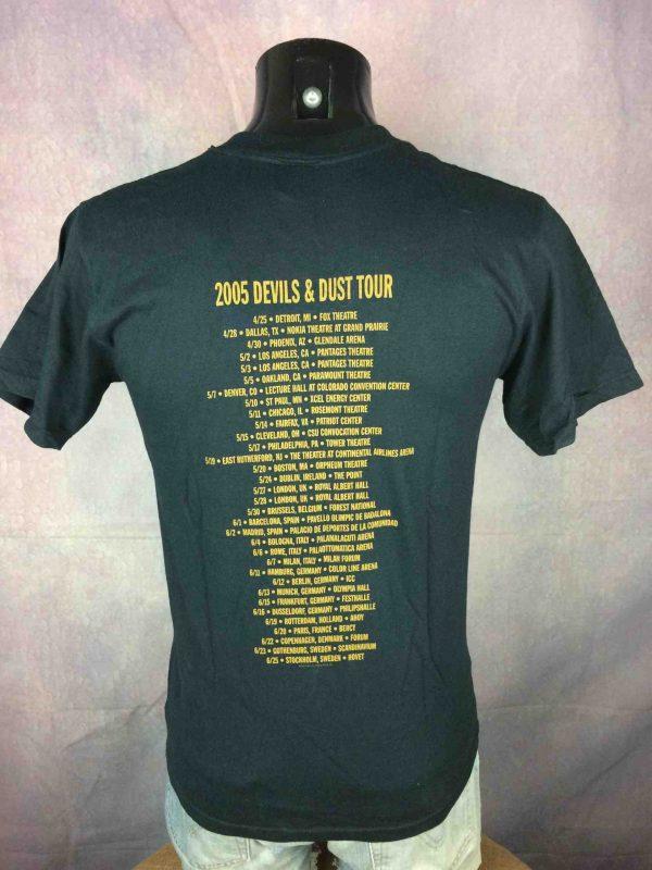 Bruce Springsteen T Shirt Devils 2005 Tour Gabba Vintage 1 scaled - BRUCE SPRINGSTEEN T-Shirt Devils Dust Tour 05