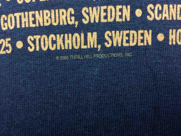 Bruce Springsteen T Shirt Devils 2005 Tour Gabba Vintage 4 scaled - BRUCE SPRINGSTEEN T-Shirt Devils Dust Tour 05