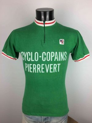 CYCLO COPAINS Maillot VTG 80s Made in France - Gabba Vintage
