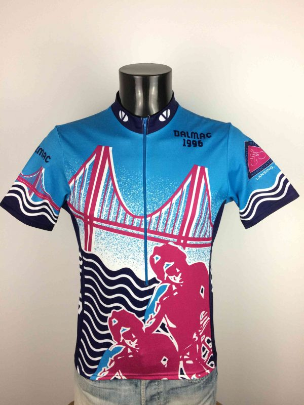 DALMAC Maillot Vintage 1996 Made in USA - Gabba Vintage
