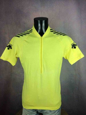DESCENTE Maillot Made in USA Vintage 00s - Gabba Vintage