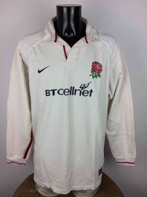 ENGLAND Maillot Home Vintage 1999 2001 Nike - Gabba Vintage