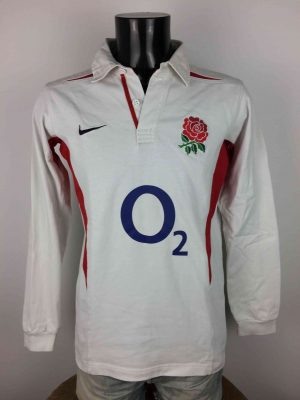 ENGLAND Maillot Home Vintage 2003 Champion - Gabba Vintage