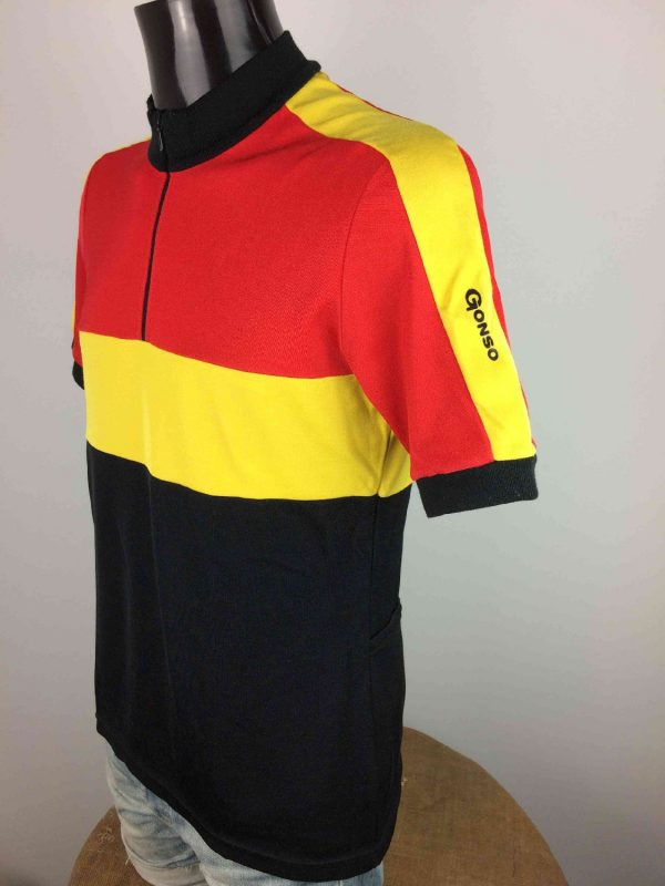 GONSO Maillot Made in West Germany VTG 80s Gabba Vintage 2 resultat - GONSO Maillot Vélo 80s Vintage West Germany